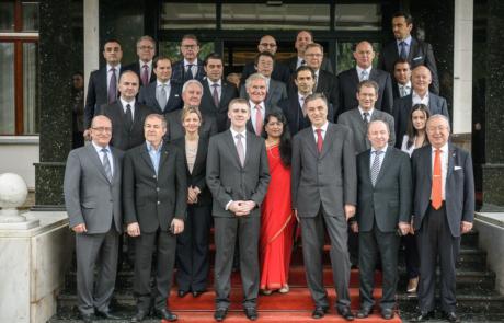 Konsularisches Treffen 2014 Montenegro