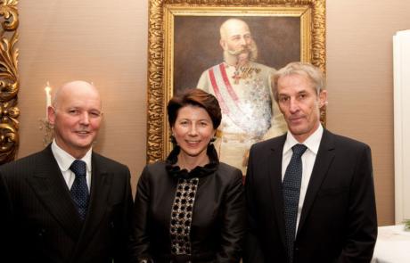 Honorarkonsulat von Montenegro Eröffnungsfeier 2009