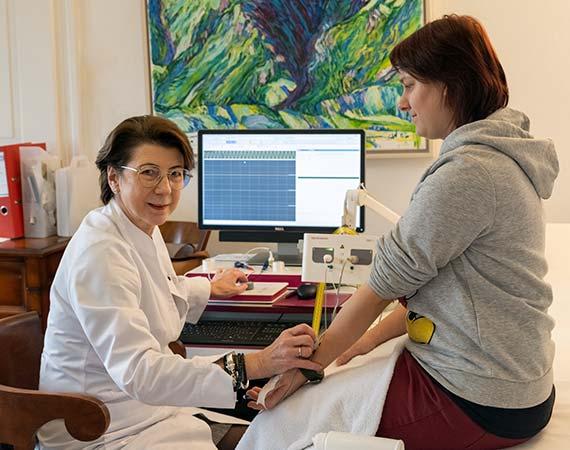 Zusatzuntersuchungen Ordination Dr Hermine Reindl Facharzt für Neurologie und Psychiatrie Innsbruck