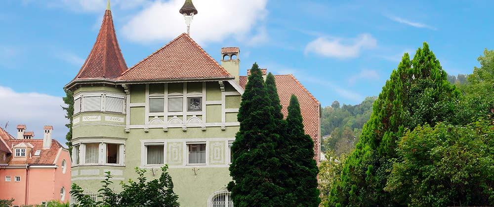 Villa Reindl Ordination Dr Hermine Reindl Facharzt für Neurologie und Psychiatrie Innsbruck